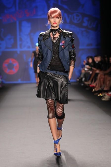 Джинсовая мода 2013 — фото 22