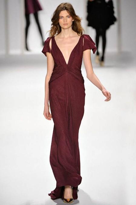 Шаг на пути к совершенству: выбираем самые модные платья 2012-2013 — фото 31