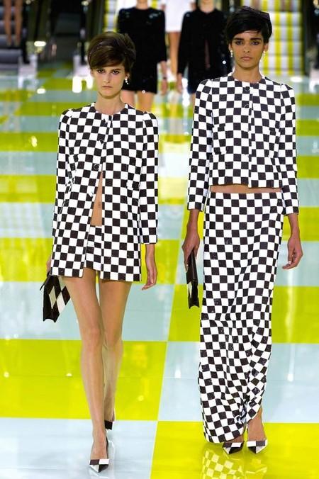 Партия в шахматы: весенне-летняя коллекция Louis Vuitton — фото 8