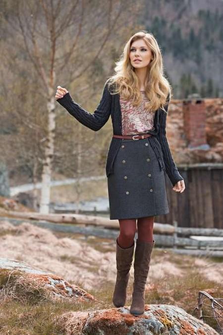 Коллекция Sela осень-зима 2012-2013: одежда на все случаи жизни — фото 11