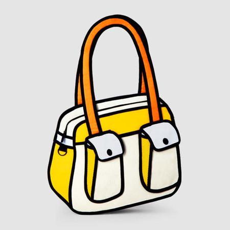 Мультяшные сумки не только крайне привлекательны, но практичны