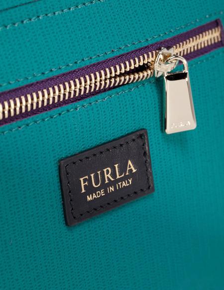 Сумки Furla. Как отличить подделку:детали настоящей сумки