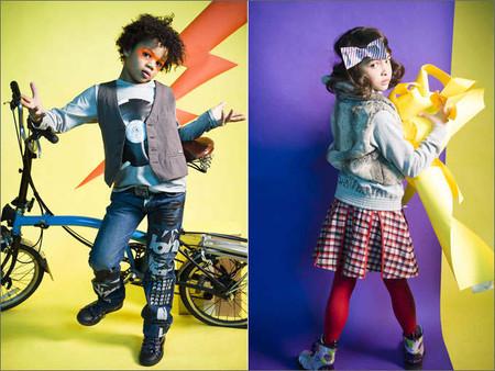 Детская мода осень 2012: все по-взрослому! — фото 29