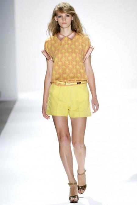 Коротко о брюках: шорты. Самые трендовые модели лета 2012 — фото 4