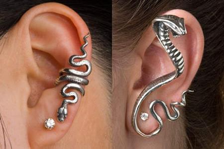 Каффы в виде змей — страшно красиво ☺