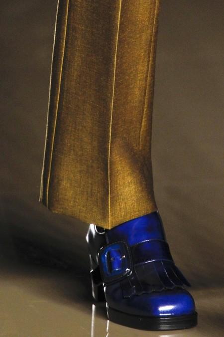 Модные «бездельники» - лоферы 2012 — фото 18
