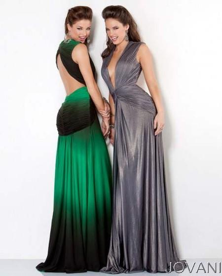 Коллекция платьев Jovani 2013 для самых торжественных событий — фото 52