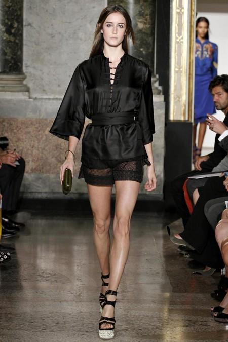 Модные жакеты и блейзеры сезона весна-лето 2013: добавим строгости в свой гардероб — фото 15