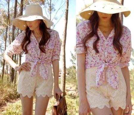 Шорты весна-лето 2013: какие выбрать и с чем носить — фото 45