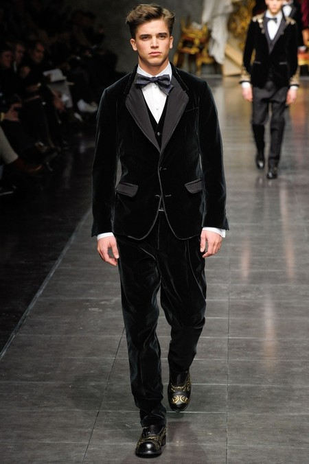 Модная зима 2013: тренды мужской моды — фото 10