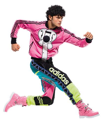 Коллекция Adidas Originals для молодых и смелых — фото 9