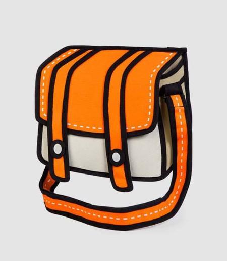 Мультяшные или настоящие? Необычные сумки JumpFromPaper. — фото 8
