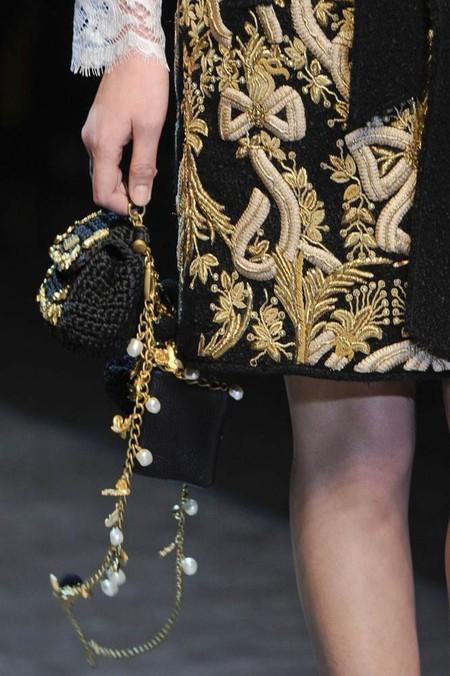 Мода на роскошь: стиль барокко в коллекциях осень-зима 2012-2013 — фото 24