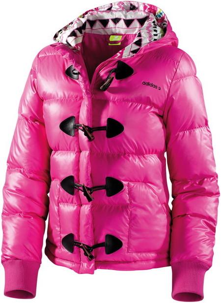 Зимняя коллекция adidas NEO: встретим холода ярко.