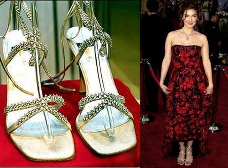 """""""Туфли на миллион долларов"""" и их счастливая обладательница"""