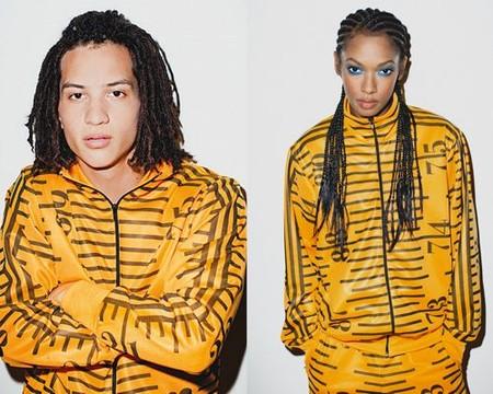 Костюмы Adidas Originals одинаково хорошо смотрятся и на женщинах, и на мужчинах