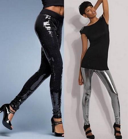 С чем носить леггинсы? Составляем модный look. — фото 22
