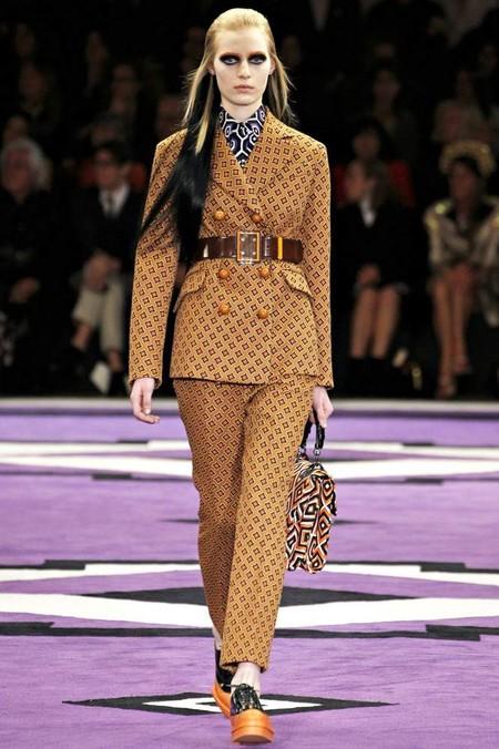 Больше! Больше яркости и цвета: модные принты зимы 2012-2013 — фото 3