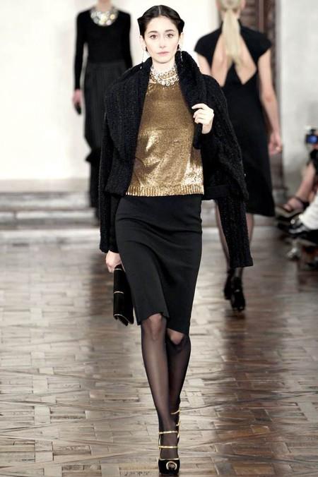Модная зима 2013: составляем гардероб с учетом самых популярах тенденций сезона — фото 25