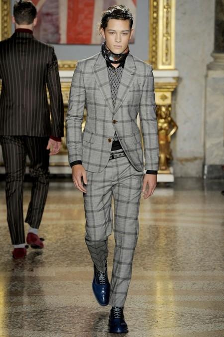Модная зима 2013: тренды мужской моды — фото 24