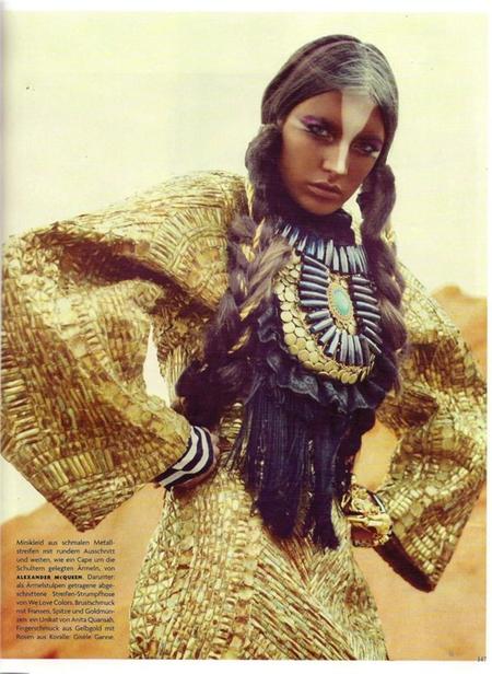 Модная экзотика: этнический стиль в одежде — фото 6