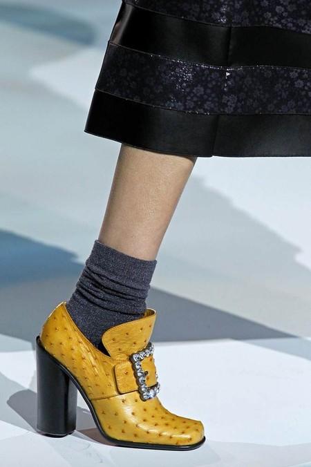 Модные «бездельники» - лоферы 2012 — фото 11