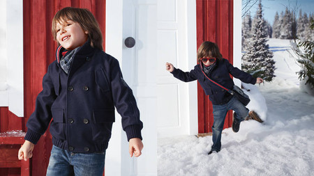 Детская мода осень 2012: все по-взрослому! — фото 26