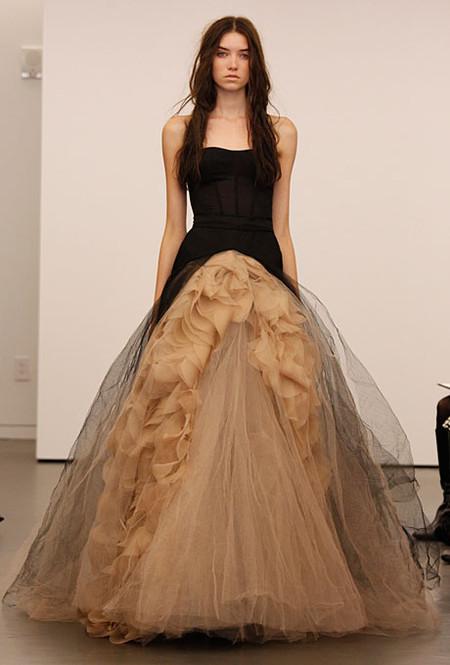 Свадебные платьяVera Wang