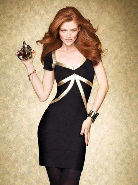 Праздничная коллекция женской одежды Bebe Holiday 2011/2012 — фото 2