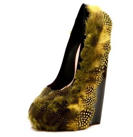 А нужен ли каблук? Необычная обувь становится настоящим трендом. — фото 5