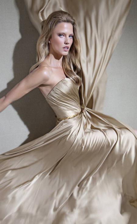 Свадебный сезон 2012: свежая кутюрная коллекция Дани Мизрахи — фото 19