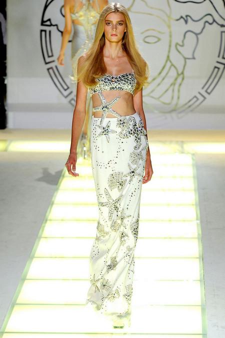 Морской стиль – модная тенденция весенне-летнего сезона 2012 — фото 10
