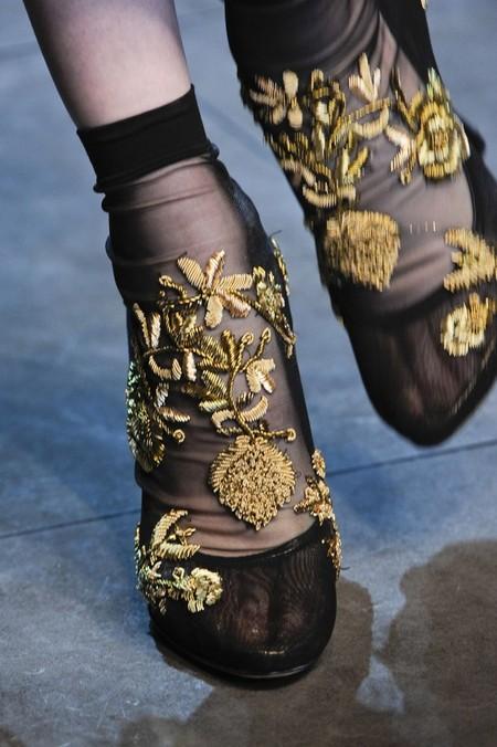Ботильоны – обувной фаворит осени 2012 — фото 14