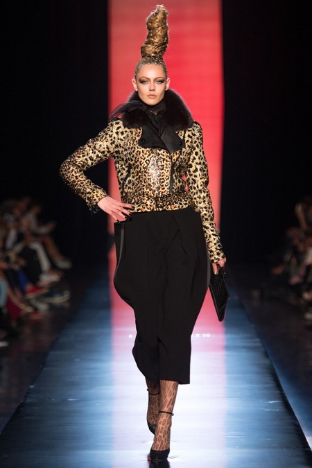 Jean Paul Gaultier осень-зима 2013-14