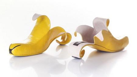 Туфли-бананы
