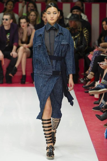 Джинсовая мода 2013 — фото 18