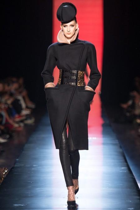 Фееричная кутюрная коллекция Jean Paul Gaultier осень-зима 2013-2014 — фото 16