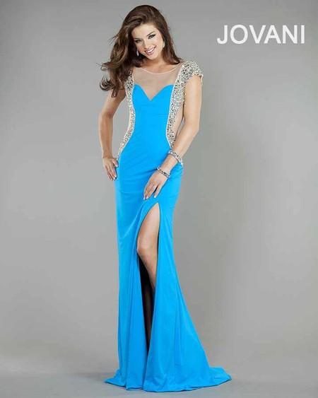 Коллекция платьев Jovani 2013 для самых торжественных событий — фото 22