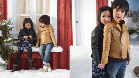 Детская мода осень 2012: все по-взрослому! — фото 10