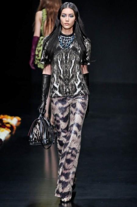 Больше! Больше яркости и цвета: модные принты зимы 2012-2013 — фото 23