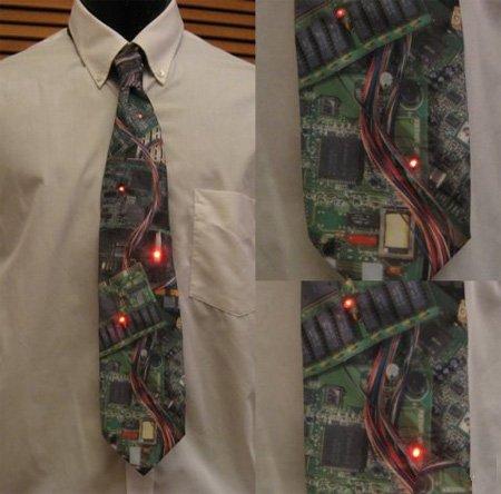 Как разнообразить офисные будни: обзор самых необычных галстуков — фото 15