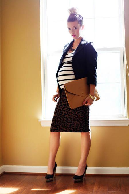 Какую одежду выбирать беременным женщинам летом — фото 20