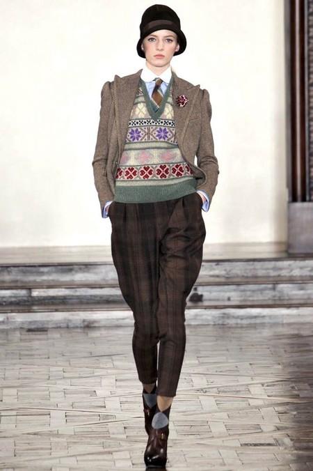 Англомания: в моде стиль жительниц туманного Альбиона — фото 11