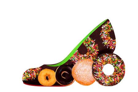 Серия аппетитных туфелек