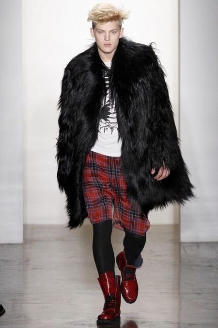 Панки в городе! Особенности и разновидности самого бунтарского стиля в одежде. — фото 15