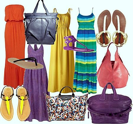 Простота и удобство: модный тренд лета 2012 - вьетнамки — фото 9