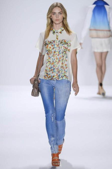 Джинсовая мода 2013 — фото 46