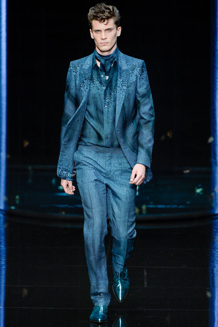 Мужские костюмы 2013: много, очень много яркости и цвета)) — фото 55