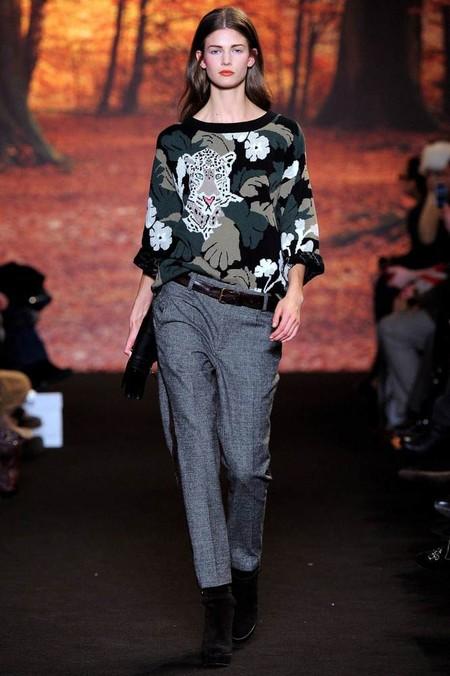 Больше! Больше яркости и цвета: модные принты зимы 2012-2013 — фото 36