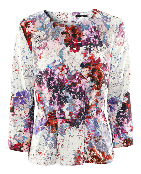 Очаровательная  и таинственная Лана Дель Рей в новой рекламной кампании марки H&M — фото 20